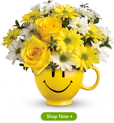 Make Someone Smile Week Bouquet Donation