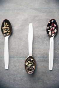 Hot chocolate spoons to make