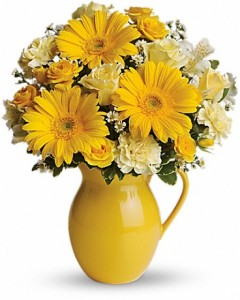 teleflora_sunny_day_pitcher_of_cheer