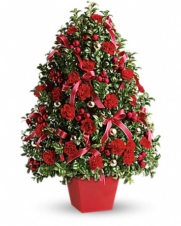 Shop Teleflora's Deck the Halls Tree