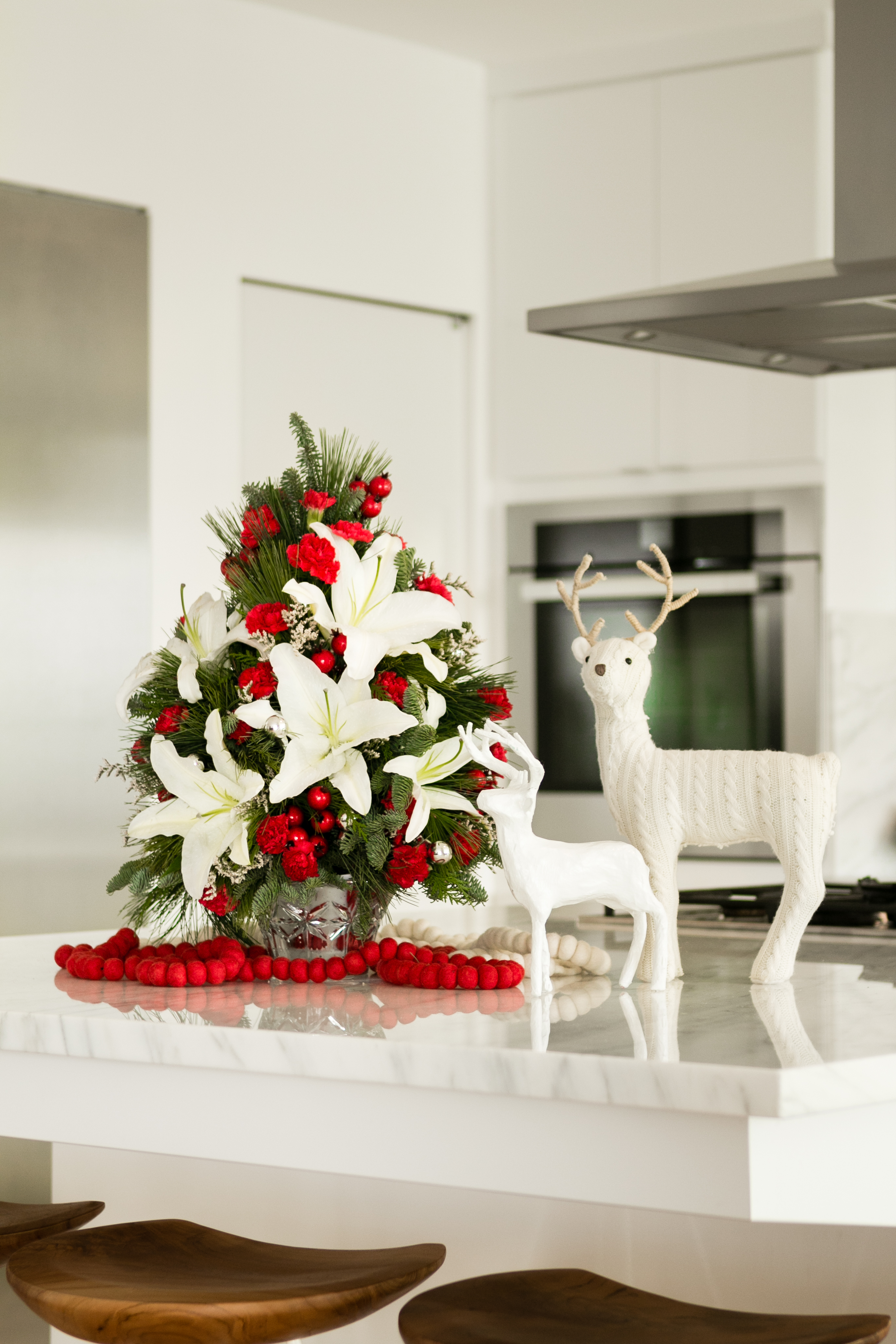 Shop Teleflora's Festive Trimmings Tree