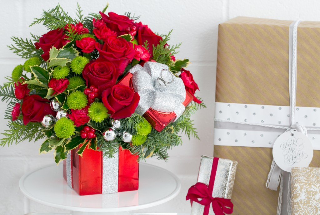 the meaning of different christmas flowers - Red Christmas Flowers