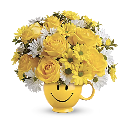 Teleflora Be Happy Bouquet