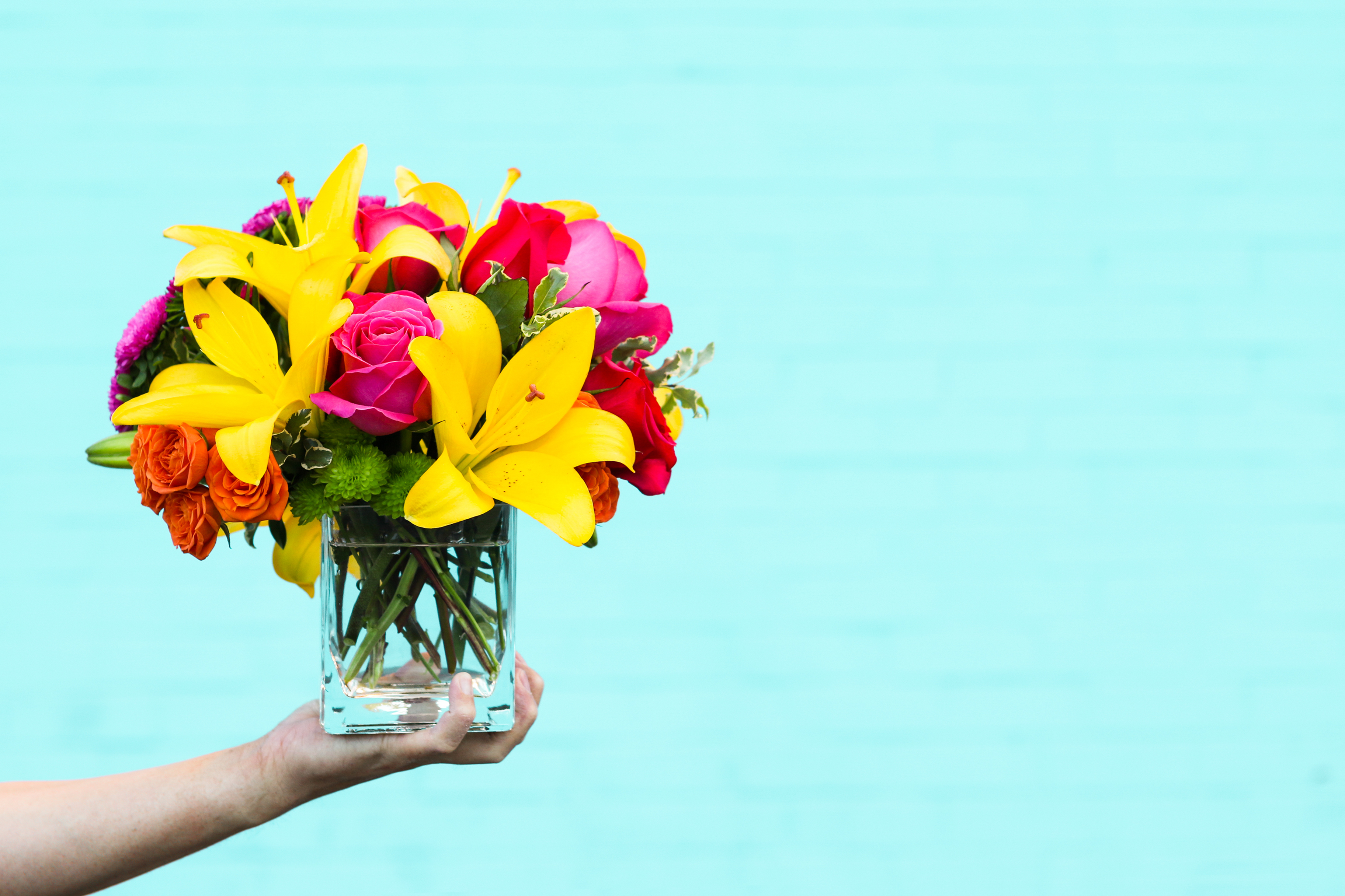 Best smelling flowers to give as a gift izmirmasajfo