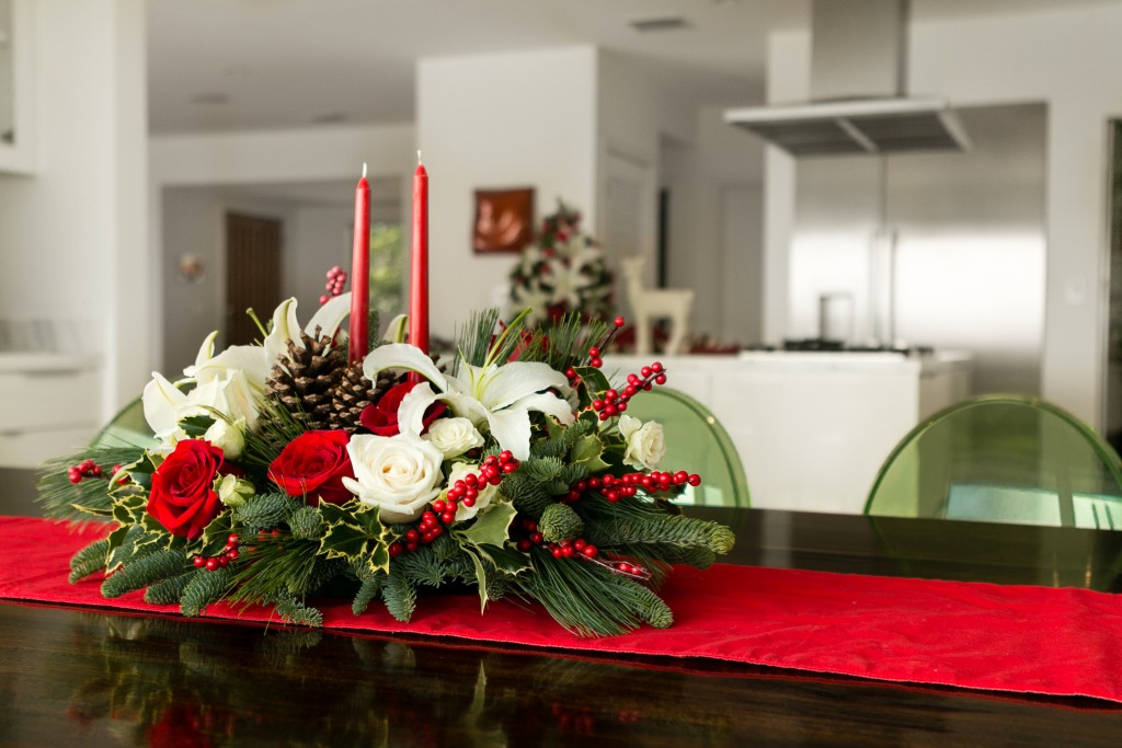 3 Diy Holiday Floral Decor Ideas
