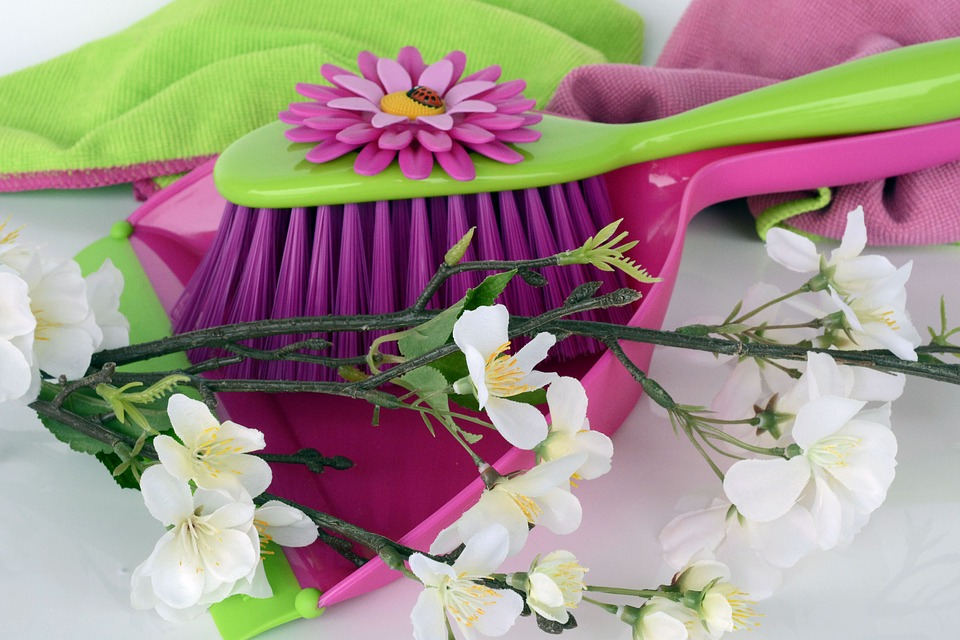 c9098a5cbba843 Tips for Spring Cleaning and Decorating