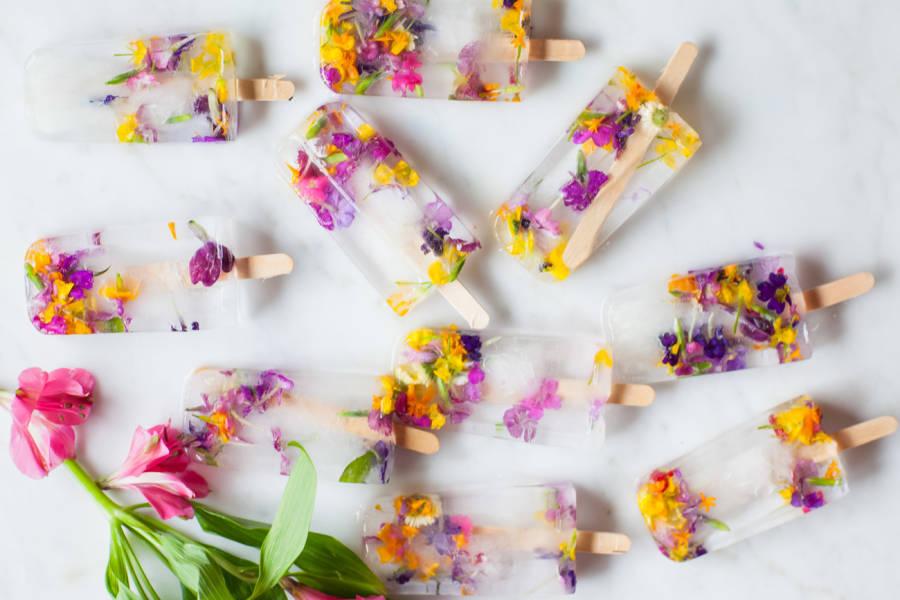 Guide To Choosing The Best Edible Flowers