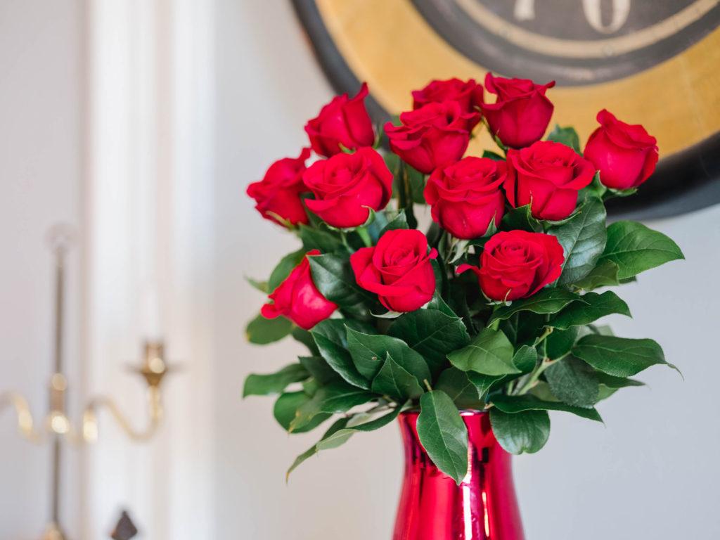 Combien De Rose Pour La St Valentin idées de cadeau du jour de valentine pour votre valentine